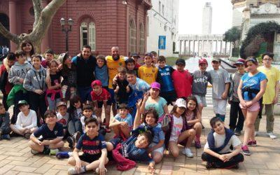 Campamento a Rosario